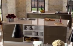 שיש אבן קיסר למטבח מודרני