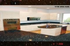 שיש גרניט לעיצוב מושלם במטבח